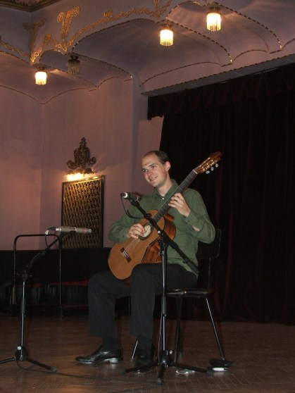 Gretton in Concert 1